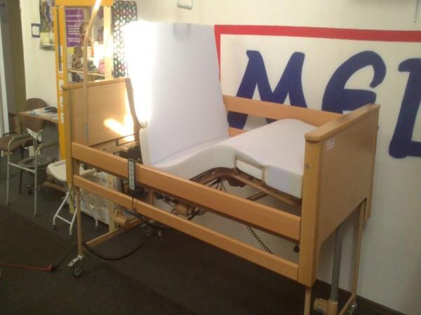 Nowy Zestaw łóżko Rehabilitacyjne Burmeier Arminia Iii Z