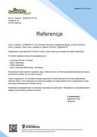 Referencja od firmy DomDreV-plus Sebastian Puda
