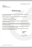 Referencja od firmy Jan Wojda