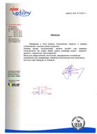 Referencja od firmy UM Lędziny