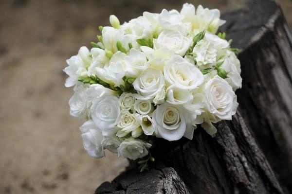 Bukiety ślubne Kwiaciarnia Lotos Iwona Wąsowicz Kwiaty