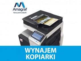 Kopiarki Łódź - AMAGRAF ★ dzierżawa kopiarek ⚡ serwis kopiarek ★ introligatorskie Zgierz