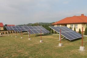 Mikro elektrownia słoneczna - Project Control Krosno