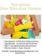 Sprzątanie - House of maids Poznań