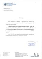 Referencja od firmy Ocynkownia Śląsk