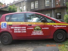 Oklejanie samochodów - KONCEPT Szyldy-Reklamy Nowy Sącz