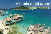 Albania Ksamil LAST MINUTE wczasy autokarem
