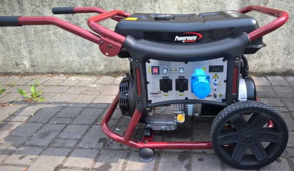 Agregat pr dotw rczy wx6200 powermate pramac agregaty for Pramac powermate pmd5000s