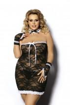 Duża koszulka erotyczna 46 48 50 52 54 56 - Salon Mody XXL - Odzież dla Puszystych Zduńska Wola