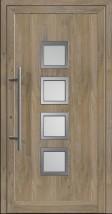 Drzwi wejściowe PCV - OknoPlus P.H.GrodPlus s.c. Nowy Sącz