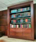 Nowość w salonie! Biblioteka z biurkiem