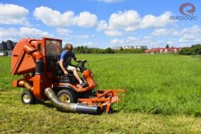 Koszenie terenów zielonych - eurologic Siedliska