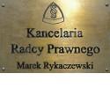 Kancelaria Radcy Prawnego Marek Rykaczewski
