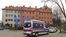 Transport Specjalistyczny z LEKARZEM \