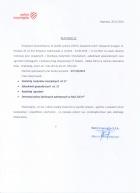 Referencja od firmy Salini Impregilo
