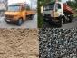 Olsztyn Wyburzenia Rozbiórki Kruszywa Budowlane SENTEX - Sprzedaż piasku
