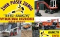 Sprzedaż pospółki Wyburzenia Rozbiórki Kruszywa Budowlane SENTEX