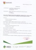 Referencja od firmy Urząd Miasta Dąbrowa Górnicza