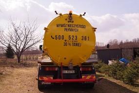 czyszczenie kanalizacji sanitarnej - PHU OSA Usługi Asenizacyjne Łabanowicz Andrzej Białystok