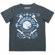 T-shirty chłopięce Minecraft - GATITO Sp. Z O.O Sp.K. Dystrybutor artykułów i odzieży licencyjnej dla dzieci Jaworzno