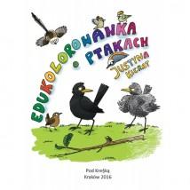Edu-kolorowanka o ptakach - ANIMOS Katarzyna Muriasz Warszawa