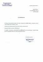 Referencja od firmy EnergoTechnika Andrzej timczenko