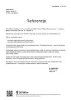 Referencja od firmy Mebel-Mistrz