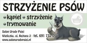 Strzyżenie Psów Wieliczka Salon Urody Psiej W Wieliczce