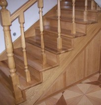 Schody drewniane na wymiar - P.P.U.H. TRAK-B Czesław Bolek Jasienica