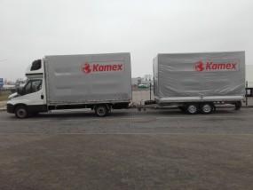 Transport do Rosji Siedlce - KAMEX Andrzej Gorzkowski - Transport Międzynarodowy