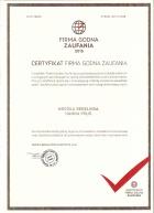 Referencja od firmy Centrum Badania Opini Klientow Społka z o.o.