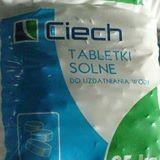 Sól do zmiękczania wody 25kg/op - ELMIX Elżbieta Szot Marcinkowice