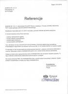 Referencja od firmy ZANPOD