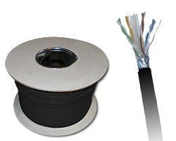 Kabel zewnętrzny suchy kat.6 FTP 305m - UNOTEL Krystian Klimczak Darłowo