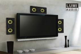 Sufitowy głośnik Bluetooth Lumiaudio - CORE TRENDS Sp. z o.o. Szczecin
