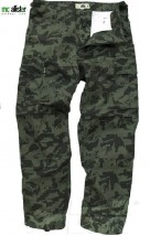 Spodnie BDU MCALLISTER Taiga Camo - GRYF Militaria Siedlce