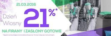 Pierwszy Dzień Wiosny - PROMOCJA -21%