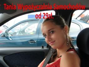 Wynajem samochodu osobowego - Wynajem samochodów - Monika Turowska Poznań