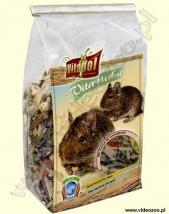 Vitapol Vita Herbal BIO koszyk dla koszatniczki 150g - VIDEOZOO Sklep Zoologiczny Augustów