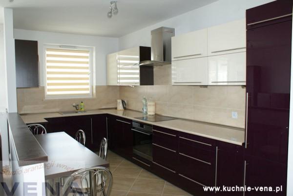 Aranżacja wnętrz oraz wykonanie mebli kuchennych na wymiar