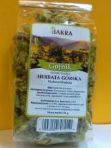GOJNIK-Herbatka Górska 20g - BIO Kiosk - sklep ze zdrową żywnością Bielsko-Biała