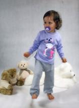Piżamka dziewczęca - Coala Kurowice