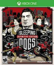 Gra Xbox ONE Sleeping Dogs Definitive Edition - TRADE CENTER NET Robert Duczek Siedlce