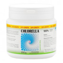 Chlorella w proszku 200 g - ANDROMEDA P.H.U. Adam Nowak Warszawa