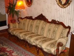 Wymiana tapicerki meblowej: materiał lub skóra  - Arteks F.H.U. Osieczna
