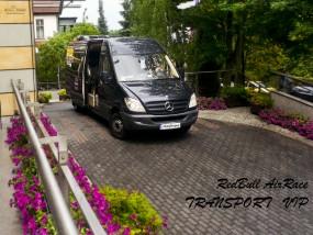 Obsługa transportowa eventów. - AutoComfort Przewóz osób, Transport VIP Sopot