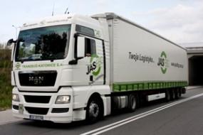 transport spedycja krajowa - JAS-FBG S.A. Katowice