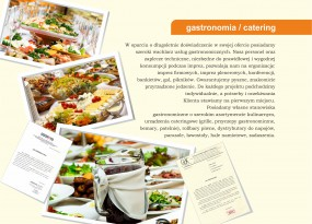 gastronomiczna obsługa imprez - EVAN - E.A.T. Jaskot Nowy Sącz