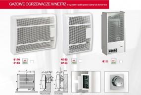 Gazowe ogrzewacze wnętrz - Valkor - Technologie Grzewcze s.c. Poznań
