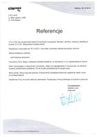 Referencja od firmy CTK LOOZ